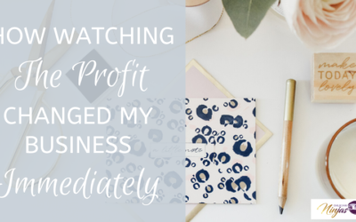 """Storytelling: How watching """"The Profit"""" showed me its importance"""
