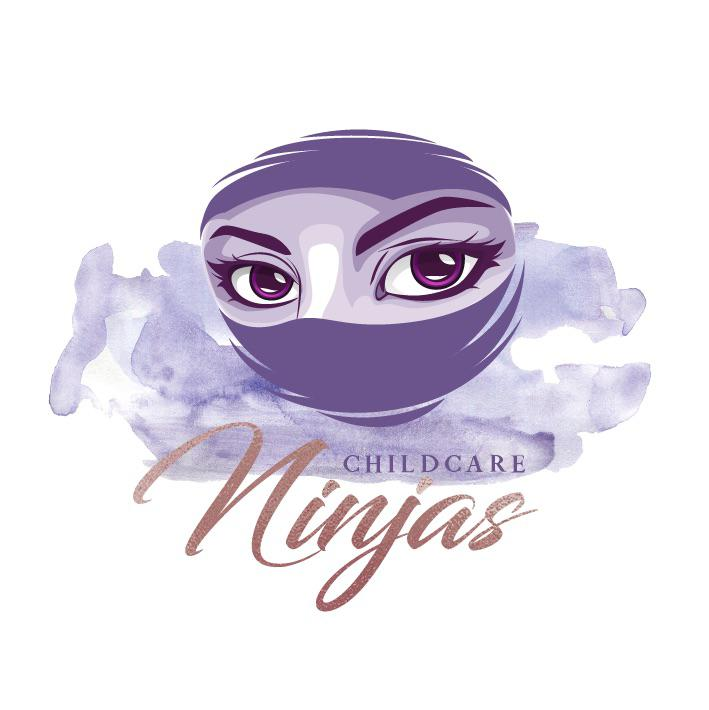 childcare ninjas logo 2020