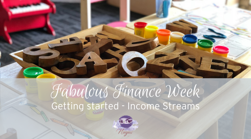 Fabulous Finance Week – income streams