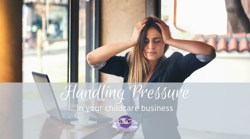 Planning for emergencies: How to handle pressure in your childcare business