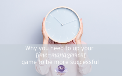 Why you need to up your time management game to be successful