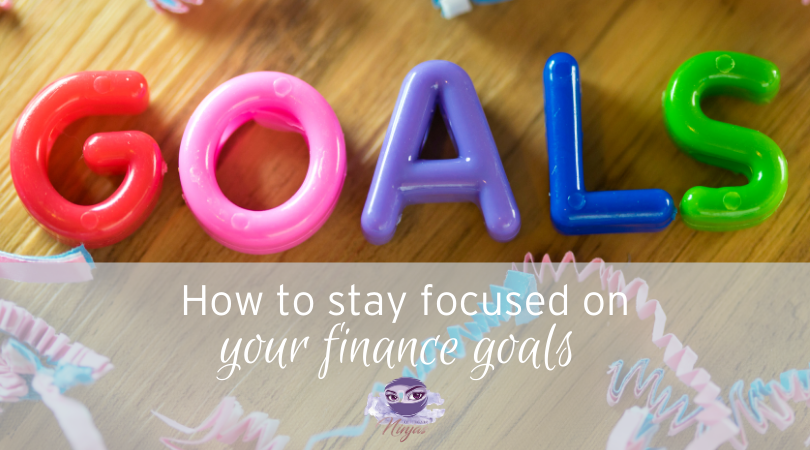 How to stay focused on your finance goals in 2021