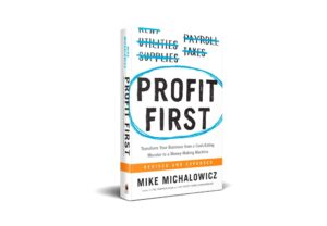 profit first book mike michalowicz