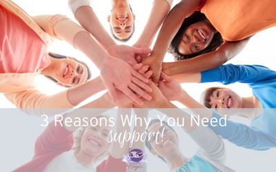 3 reasons why you need support in your childcare business