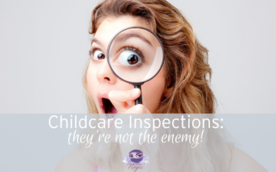 Childcare inspections: they're not the bad guys
