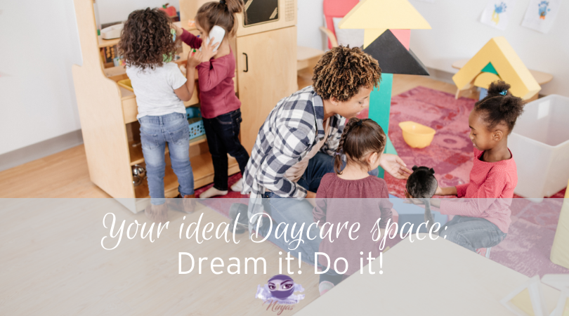 Your ideal daycare space: Dream it, design it