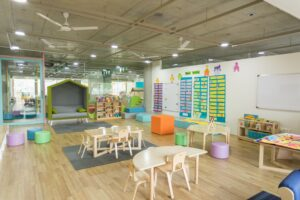 daycare space