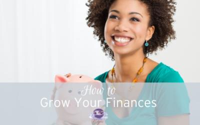 Grow your wealth – let's fix up your finances!